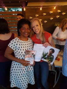 Edible DC release party with Whitney Pipkin